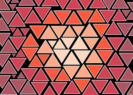 Hand drawn, Abstract color created of geometric shapes as a background, Triangles striped background, Cloth design, simple lines pattern