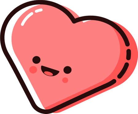 icon of heart symbol of love