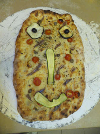 pizza Archivio Fotografico
