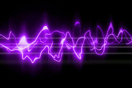 florescent light: Wave
