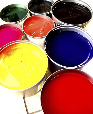 Paint bucklet - offset