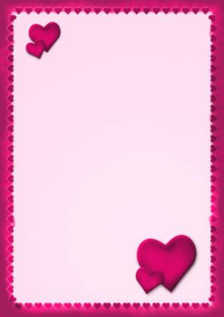 valentine - frames Stock Photo - 294220