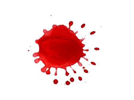 blood draw: blot