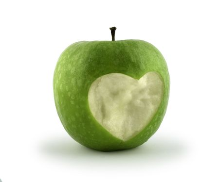green apple Zdjęcie Seryjne