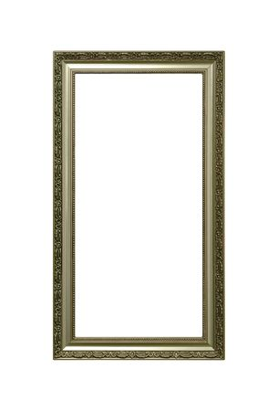 antique picture frame Zdjęcie Seryjne - 443799
