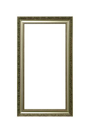antyczne Picture Frame Zdjęcie Seryjne