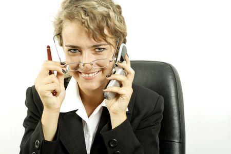 Kobiety w pracy Zdjęcie Seryjne