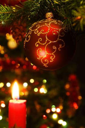 Christmas Decoration - Christmas Glass Ball