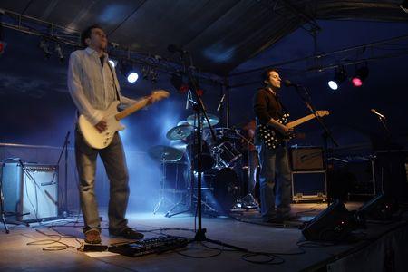 Rock and Roll nocny koncert