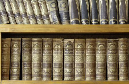 Stare książki. Stary manuskrypt