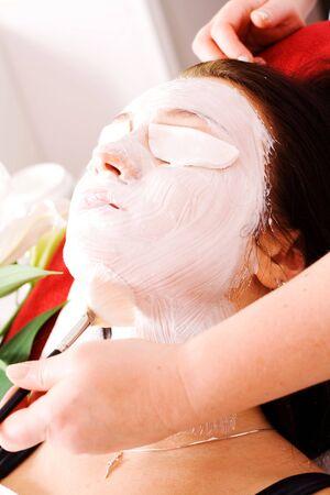 Relaks w salon piÄ™knoÅ›ci