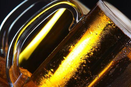 Beer mug on the table Stock Photo - 3353845