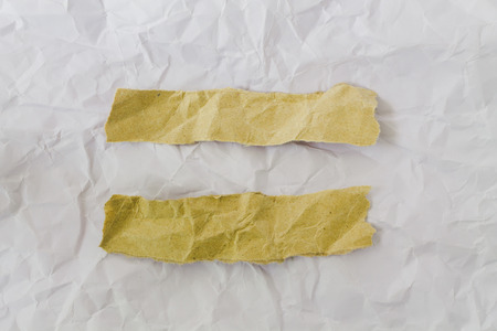 Close-up of crumpled paper texture background.