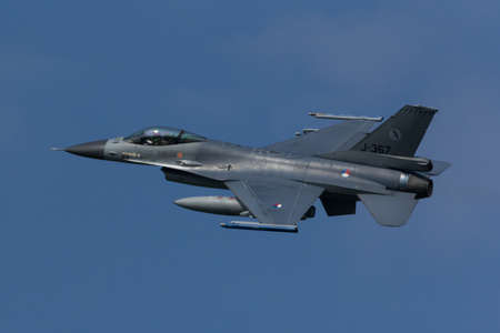 Lockheed F-16 Fighting Falcon 322 sqn RNLAF