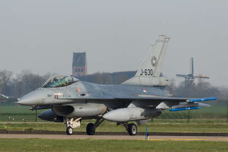A typical Dutch image during the Frisian Flag exercise Editorial