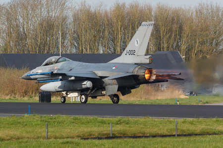 F-16 or 322 sqn RNLAF is taking, or for Frisian Flag