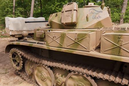 warzone: Panzer II Luchs