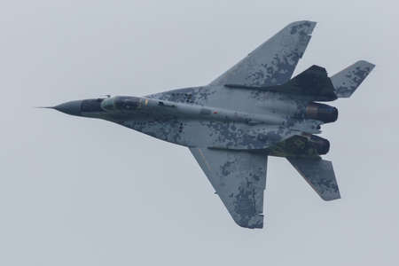Slovak Air Force MiG 29 Editorial