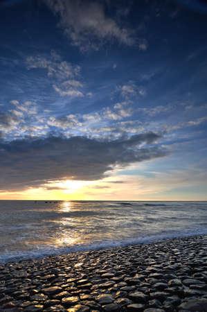 godlike: Summerstorm sunset in Petten