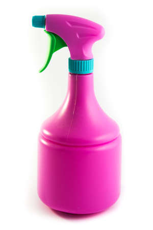 purple spray bottle photo