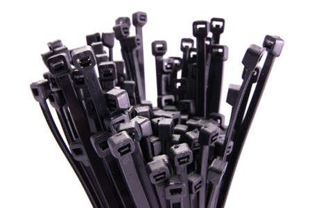 zip tie: bundle of cable ties