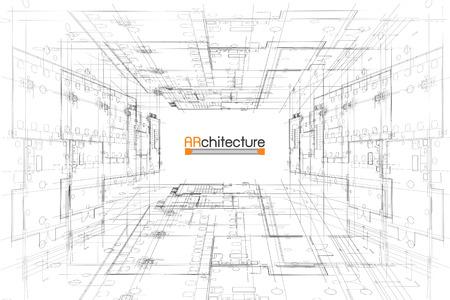 Architektura tła
