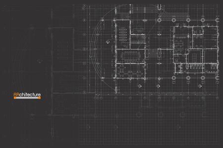 Architektur-Hintergrund Standard-Bild - 85126965