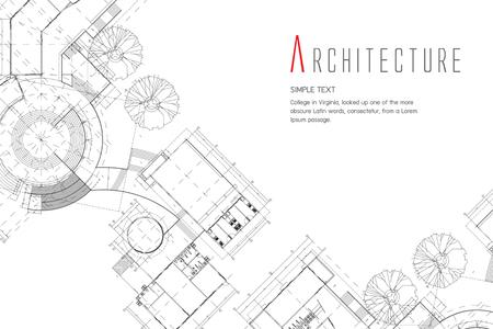 Icona dello schizzo architettonico. Archivio Fotografico - 85283487