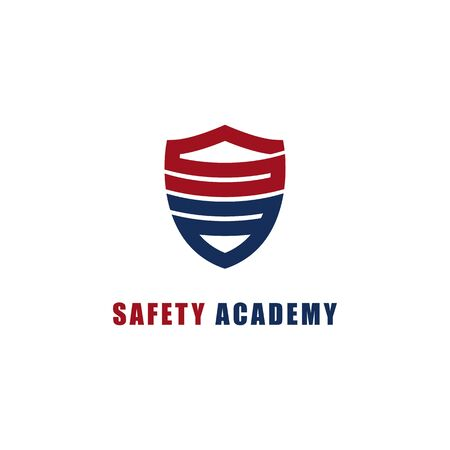 safety academy logo design, SA letter logo can use for your trademark, branding identity or commercial brand