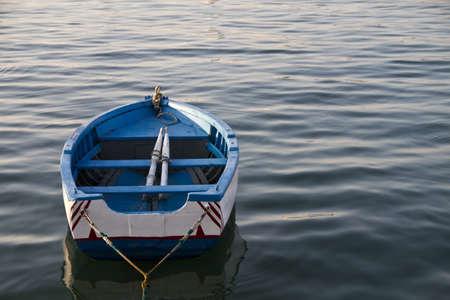 boat in the port Imagens