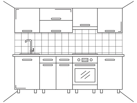 Populaire Plan Cuisine En Ligne. Cuisine 3d Leroy Merlin 4. Logiciel 3d  EN39