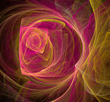 amorphous: Digitally generated image made of colorful fractal to serve as backdrop for projects related to fantasy, creativity, imagination, art and web design.