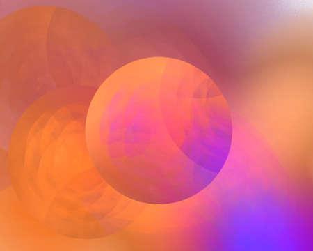 imaginacion: Imagen generada digitalmente de colorido fractal para servir como telón de fondo para proyectos relacionados con la fantasía, la creatividad, la imaginación, el arte y diseño web. Foto de archivo