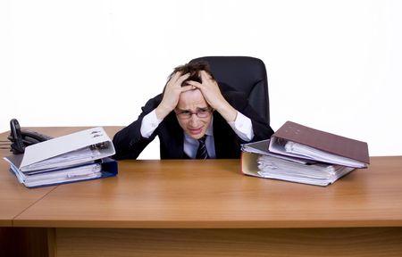 jonge ondernemers: Business. Kantoor. Zaken man. Jonge ondernemers Stockfoto