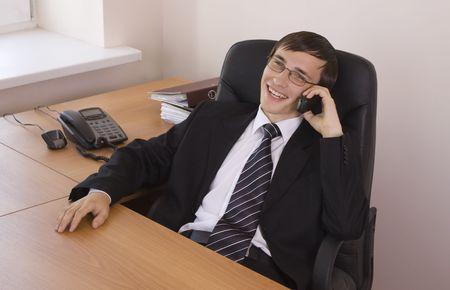 conversaciones: Negocio. Conversaciones de la Oficina.