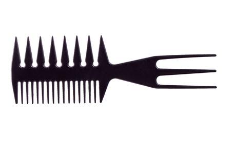 comb hair: parrucchiere pettine Archivio Fotografico