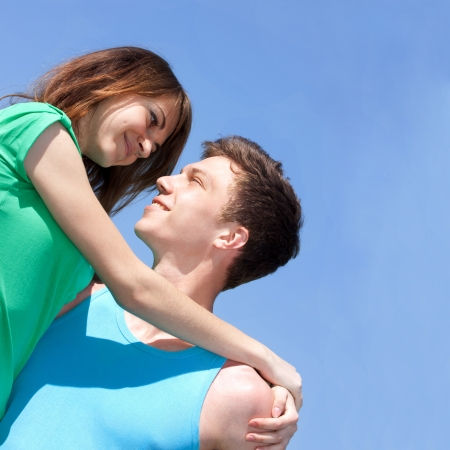 Relations between men and women  Youth Stock Photo - 13642353
