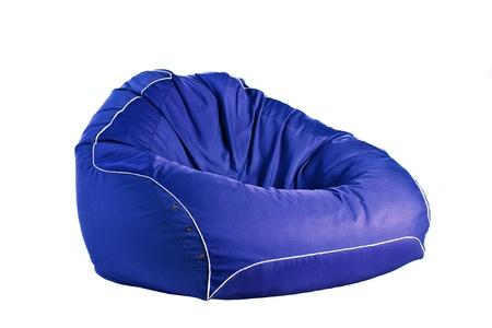big comfortable chair  frameless armchair