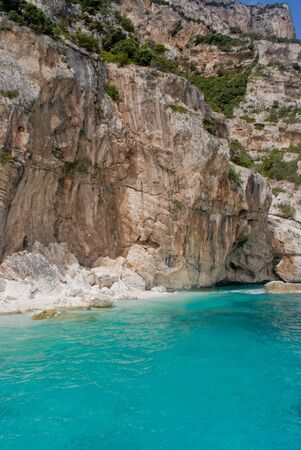 coast of Sardinia photo