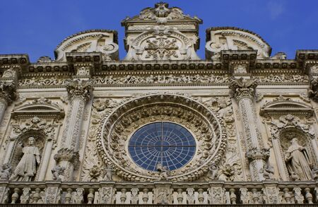 The Santa Croce Basilica Stock Photo - 10399204