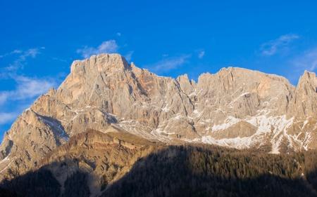 martino: Pale di San Martino in Dolomites, Italy