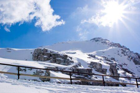 martino: Pale di San Martino in Dolomite Alps, Italy