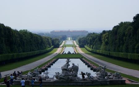versailles: Italy, Caserta, Royal Palace and Gardens