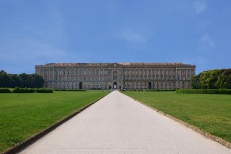 versailles: Royal Palace and Gardens, Caserta, Italy Editorial