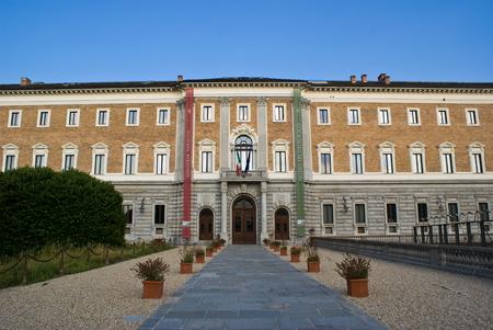 risorgimento: Sabauda Gallery in Royal Palace of Turin, Italy