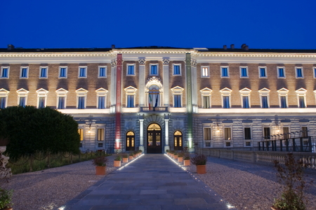 risorgimento: Sabauda Gallery in Turin, Italy
