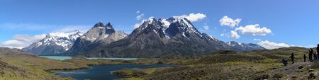Nice day in Torres Del Paine National Park