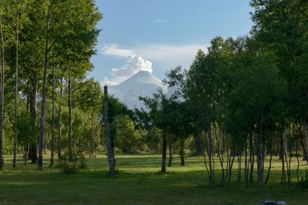 Volcano Villarrica