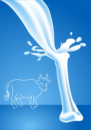 cow Stock Vector - 15255289