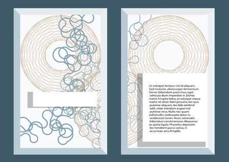 absract: templates5 astratto. sfondo absract per documento aziendale
